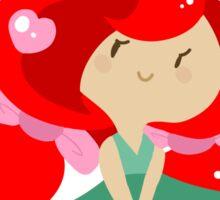 Lineless Tiny Fairy Girl Sticker
