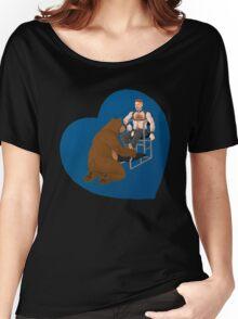 Boot Bear Women's Relaxed Fit T-Shirt