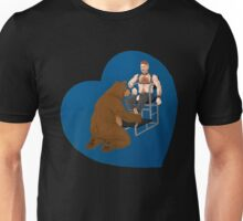 Boot Bear Unisex T-Shirt