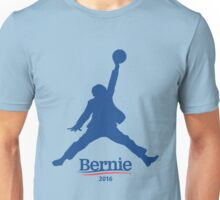 Bernie Sanders Dunk Unisex T-Shirt