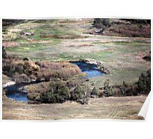 Flathead River 3 Poster