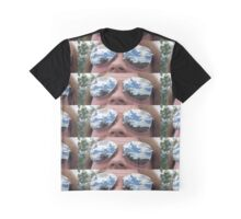 Cloudy Vision  Graphic T-Shirt