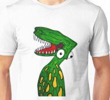 Alien Dinosaur  Unisex T-Shirt