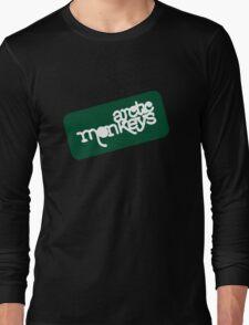 Arctic Monkeys - Green logo Long Sleeve T-Shirt