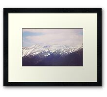 A Piece Of Heaven On Earth Framed Print