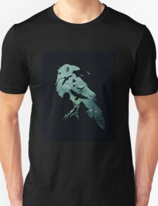 Crow game of thrones Unisex T-Shirt