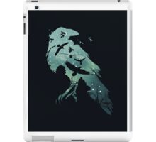 Crow game of thrones iPad Case/Skin
