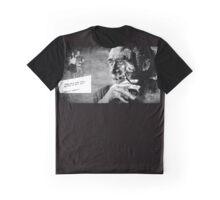 BUKOWSKI - LOVE version - black Graphic T-Shirt