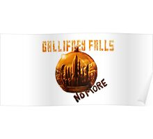 Gallifrey Falls No More Poster
