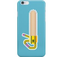 Pencil - Chainsaw iPhone Case/Skin