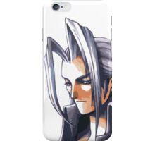 Final Fantasy VII - Sephiroth Portrait iPhone Case/Skin