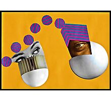 Harmonic Oscillator Photographic Print