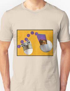 Harmonic Oscillator Unisex T-Shirt