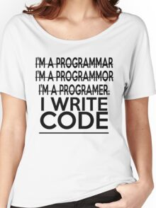 Programmer joke Women's Relaxed Fit T-Shirt