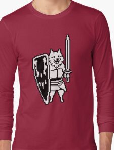 Dog from Undertale Long Sleeve T-Shirt