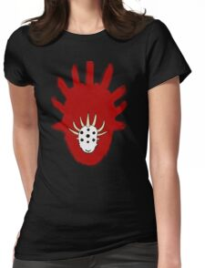 Lamb's Blood Womens Fitted T-Shirt