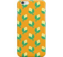 Cute Yellow Corn Pattern iPhone Case/Skin