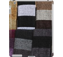 Knit Scarves iPad Case/Skin