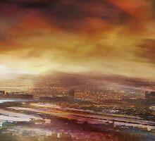 Touch by the Sunrise by Stefano Popovski