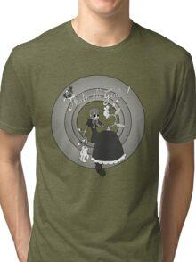 That's all (skull)girls! Tri-blend T-Shirt