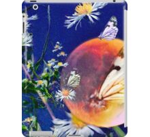 Moments In Time 1- Butterfly Collage iPad Case/Skin