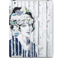 I'd Have Been Happier As A Bird iPad Case/Skin