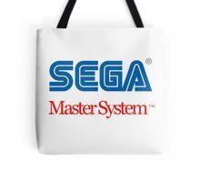 Sega Master System Logo Tote Bag