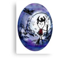 Don't Starve Canvas Print