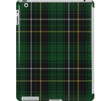 00088 MacAlpine Clan/Family Tartan  iPad Case/Skin