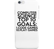 Binary joke 2 iPhone Case/Skin