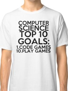 Binary joke 2 Classic T-Shirt