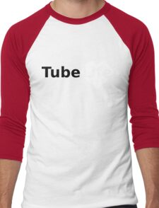 Tube Life Men's Baseball ¾ T-Shirt