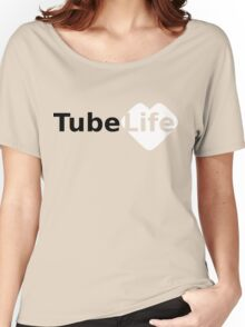 Tube Life Women's Relaxed Fit T-Shirt
