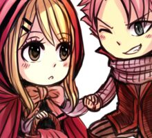 NaLu - Little Red Riding Hood Sticker