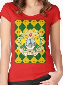 ACRE (BRAZIL)-ALT Women's Fitted Scoop T-Shirt
