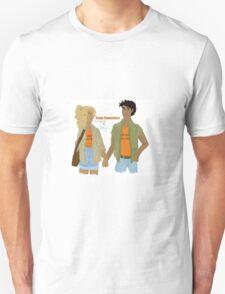 Percabeth Camp Counsellors T-Shirt