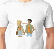 Percabeth Camp Counsellors Unisex T-Shirt