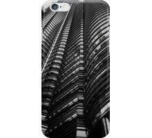 Under Kuala Lumper Tower iPhone Case/Skin