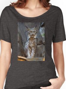 Canada Lynx Women's Relaxed Fit T-Shirt