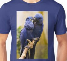 Love Is In The Air (macaws) Unisex T-Shirt