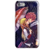 Rain NaLu iPhone Case/Skin