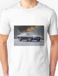 1969 Pontiac Firebird 400 Unisex T-Shirt