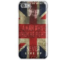 churchill iPhone Case/Skin