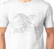 Hoarding Serpent Unisex T-Shirt