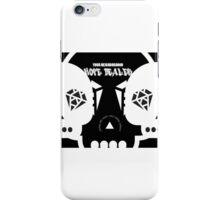 Sober Skulls iPhone Case/Skin