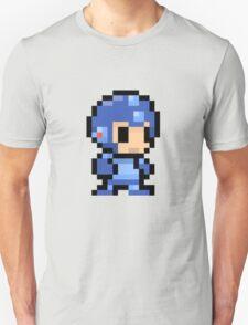 mega man pixel art Unisex T-Shirt