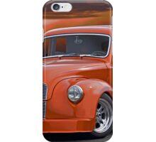 1949 Austin A40 Devon 'Pro Street' iPhone Case/Skin