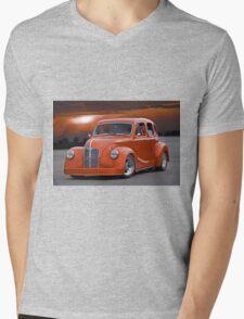 1949 Austin A40 Devon 'Pro Street' Mens V-Neck T-Shirt