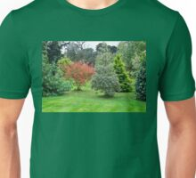 Leith Hall Gardens 2 (Huntly, Aberdeenshire, Scotland) Unisex T-Shirt