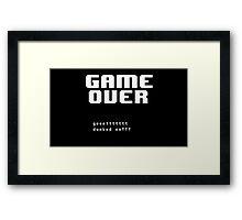 """GET DUNK""""D OON Framed Print"""